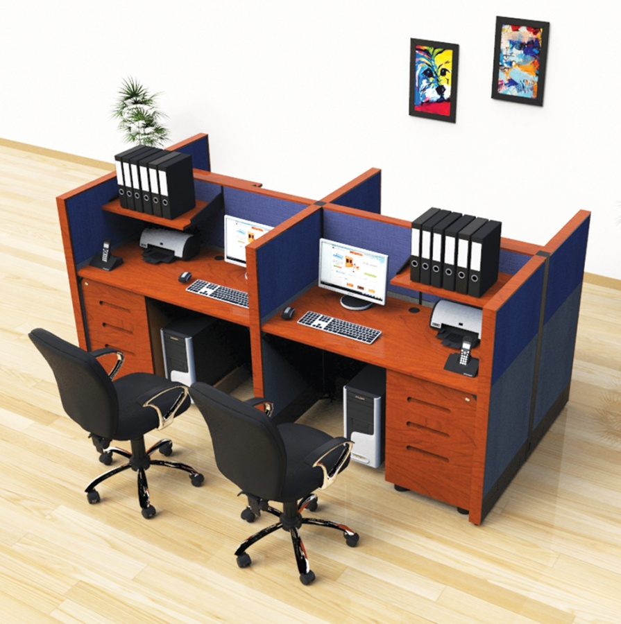 Sistemas modulares general mmpo muebles modernos for Muebles de oficina puestos de trabajo