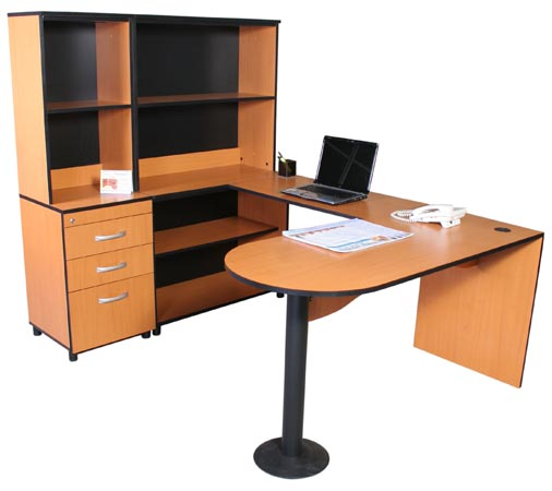 M dulos ejecutivos mmpo muebles modernos para oficina for Oficina electronica de empleo